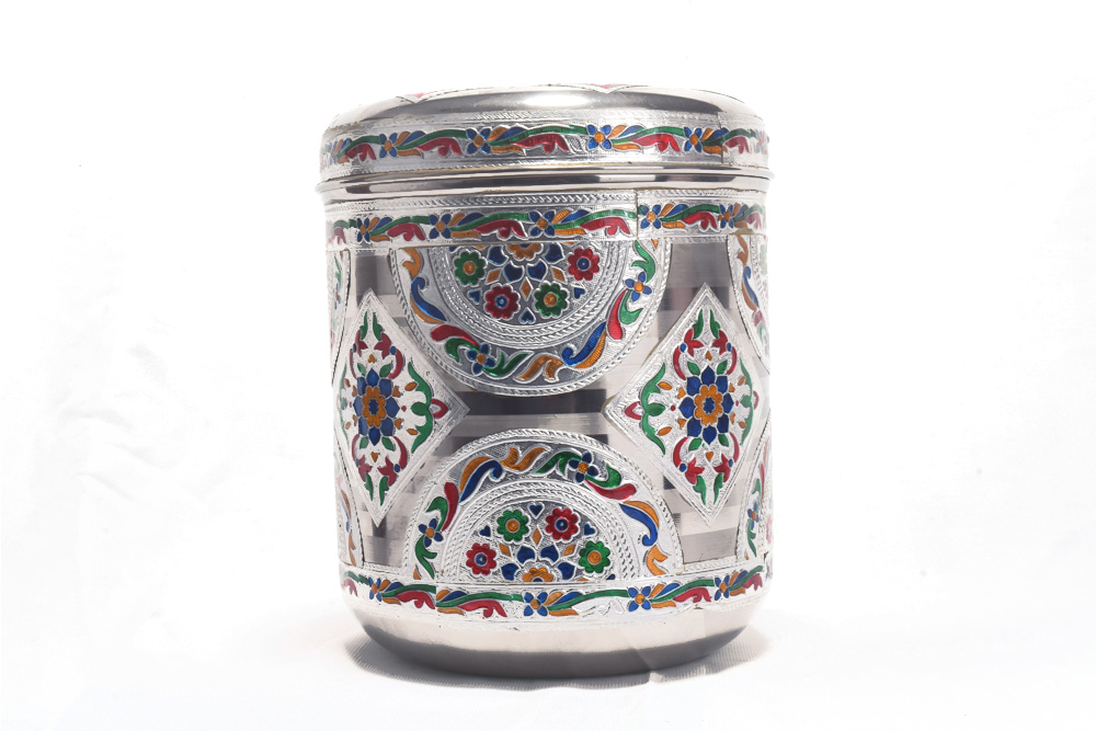 Feel and Fill - Decorative Container