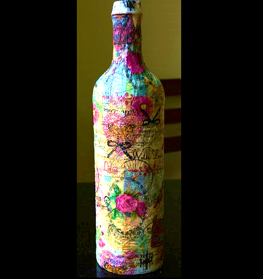 Karishma Bottle Art